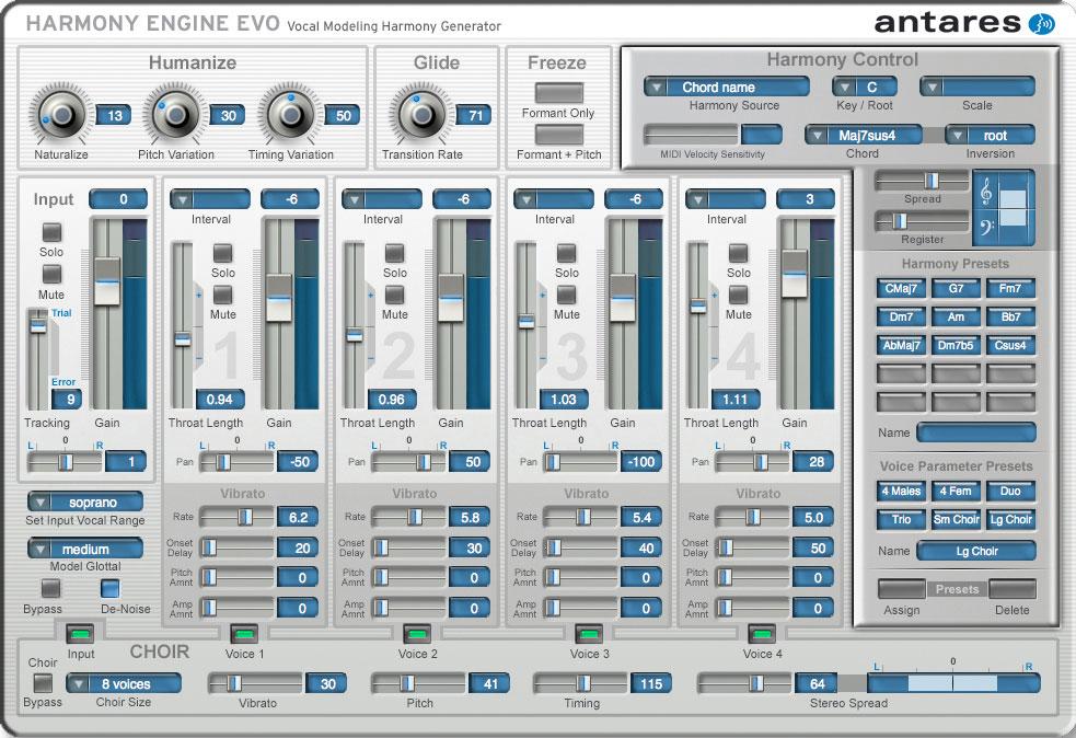 AVOX 4 Vocal Toolkit Plug-in Bundle