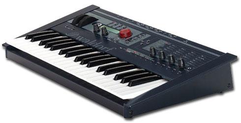 MicroQ keyboard