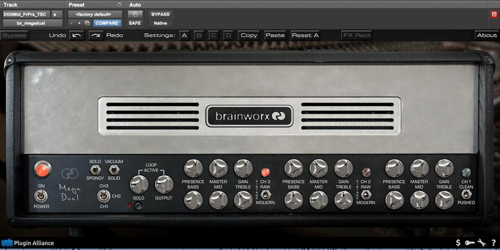 Plugin Alliance Brainworx bx_megadual