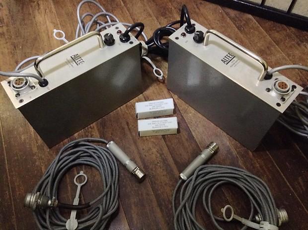Altec Lansing 175 Tube Mic System