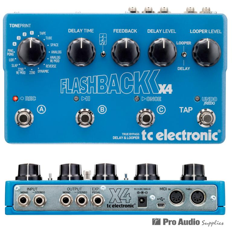 TC ELECTRONICS Flashback X4 model