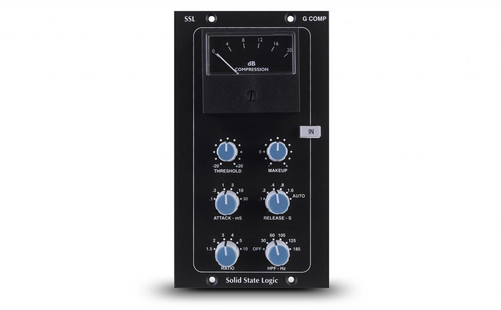 Stereo Bus Compressor 500 Series