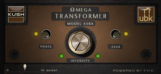 Omega Transformer 458a
