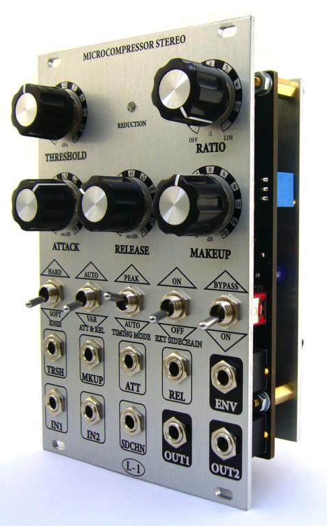 Microcompressor Stereo