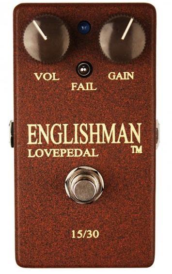 Lovepedal Englishman