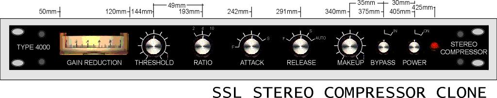 G-SSL Bus Compressor