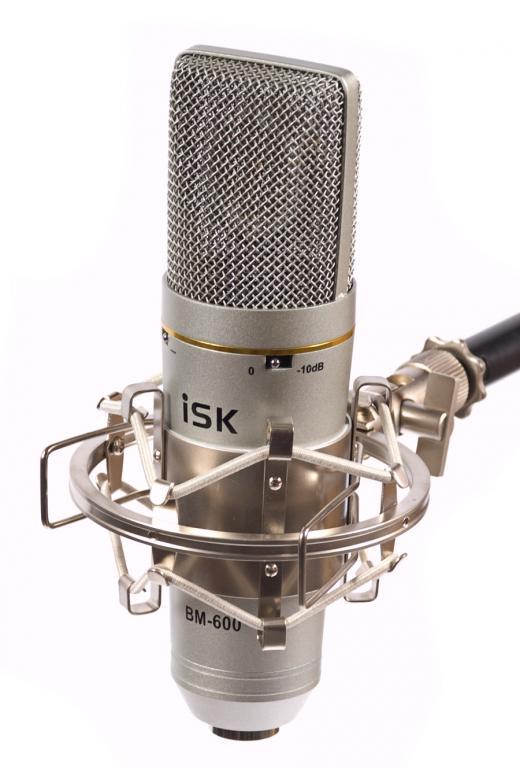 iSK Pro Audio BM-600