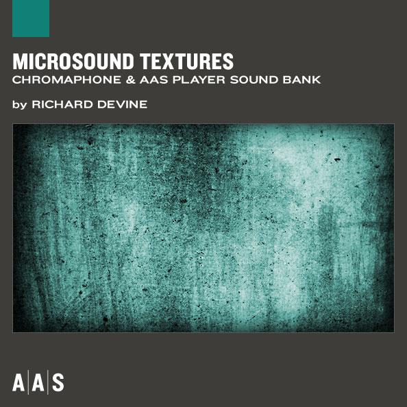Microsound Textures Sound Bank