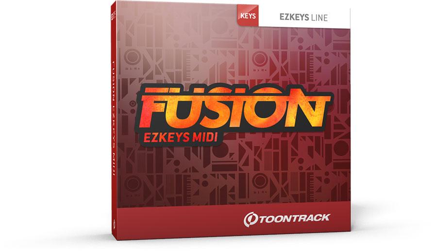 Toontrack Fusion EZkeys MIDI