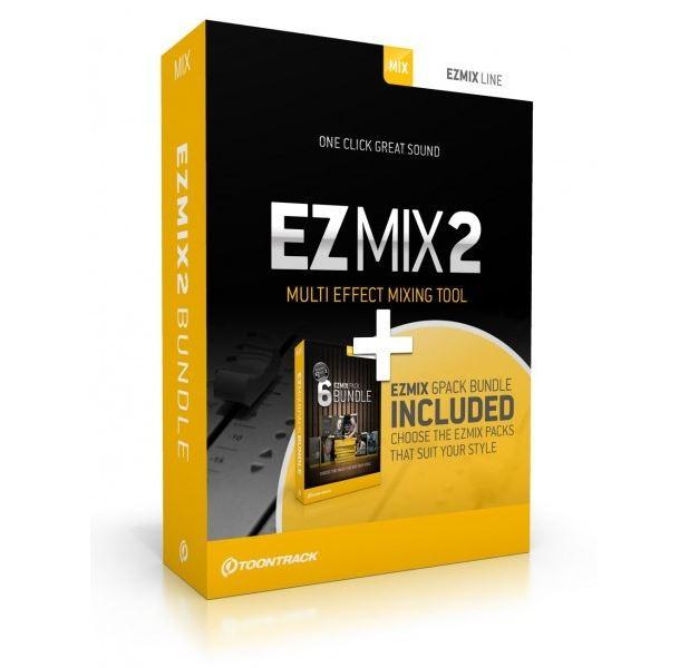 EZmix 2 and Preset Packs Bundle