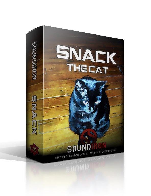 Snack The Cat