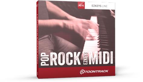 Pop/Rock EZkeys MIDI