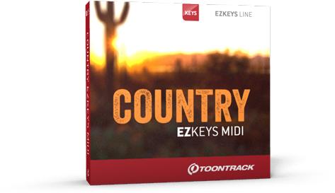 Country EZkeys MIDI