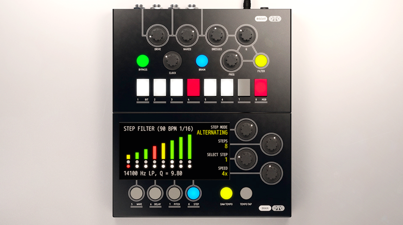 Universal Audio OTO BISCUIT 8-bit Effects Plug-In