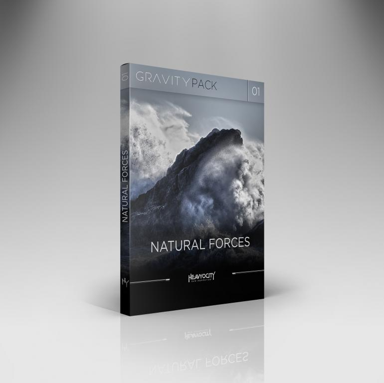 Natural Forces: Gravity Pack 01