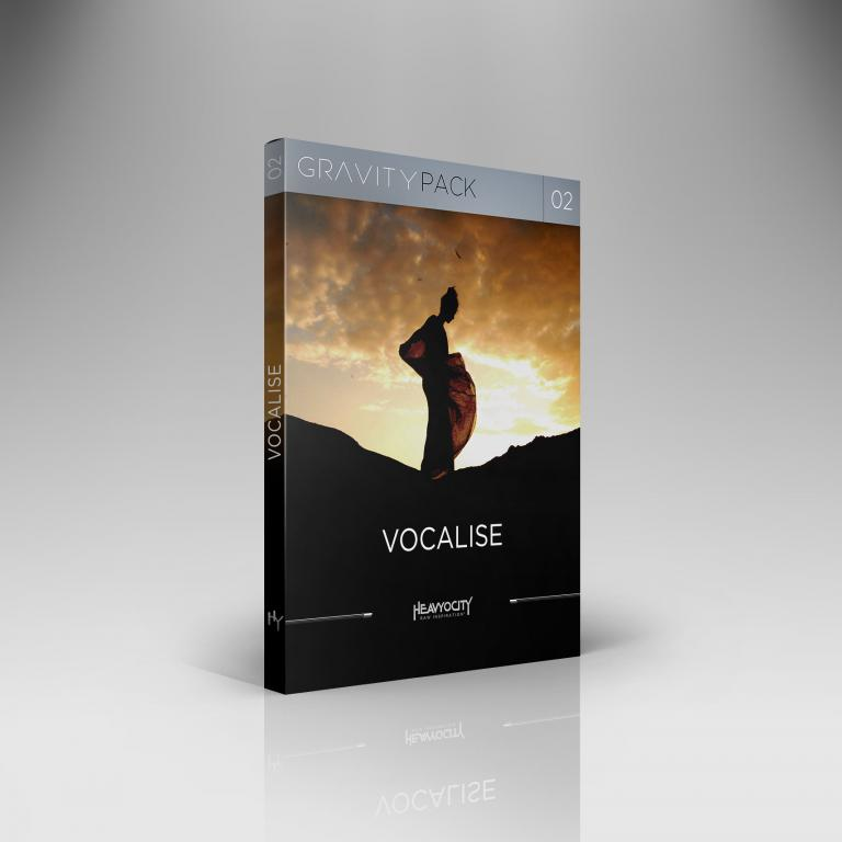 Vocalise: Gravity Pack 02