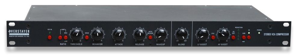 Stereo VCA Compressor