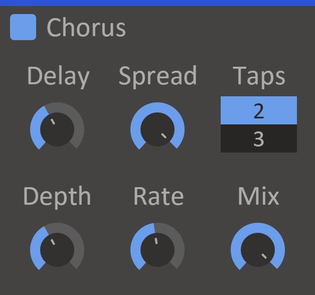 Chorus Snapin