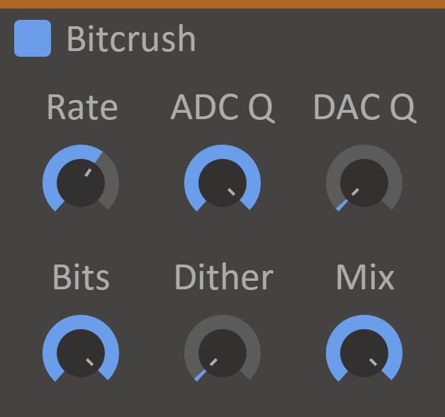 Bitcrush Snapin