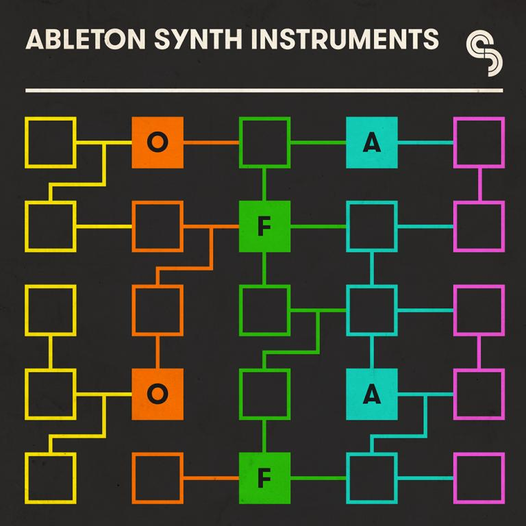 Ableton Synth Instruments