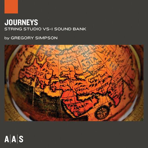Journeys String Studio VS-2 Sound Bank