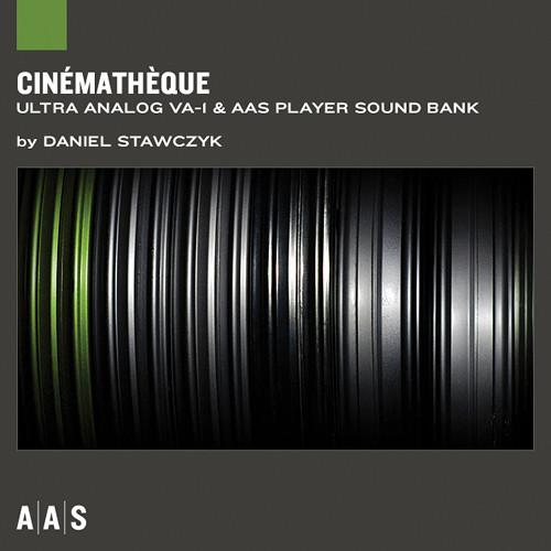 Cinémathèque Ultra-Analog VA-2 Sound Bank
