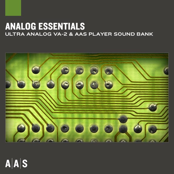 Angelicals Ultra-Analog VA-2 Sound Bank
