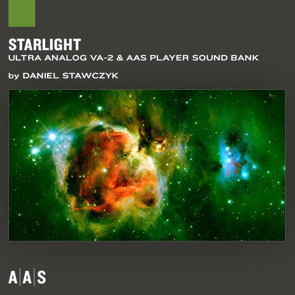 Starlight Ultra-Analog VA-2 Sound Bank