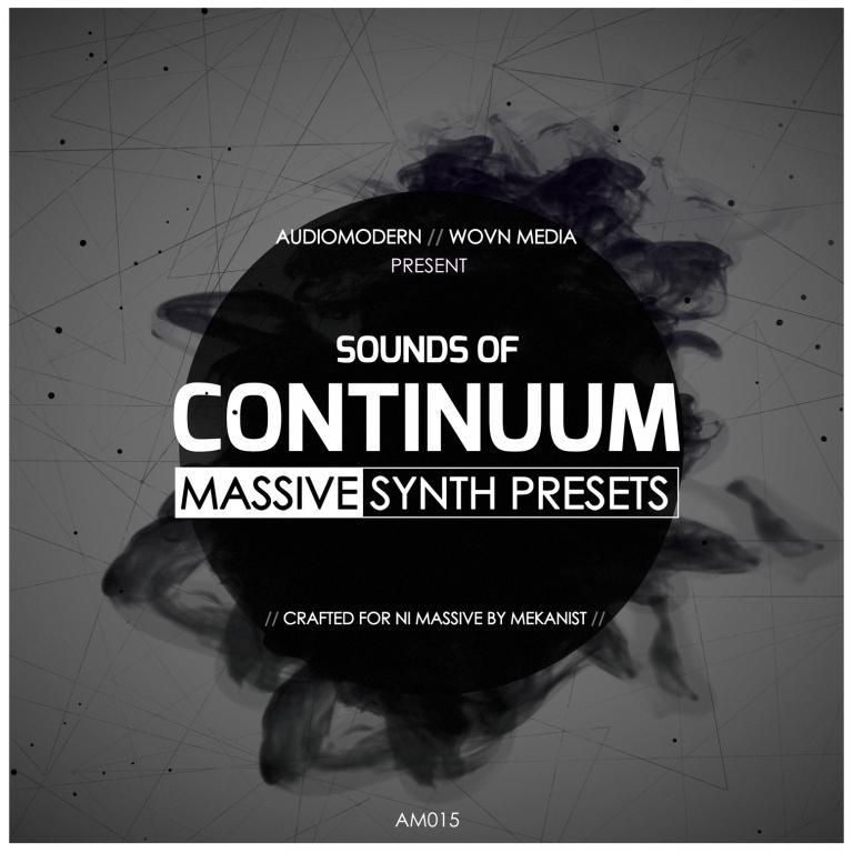 Audiomodern CONTINUUM