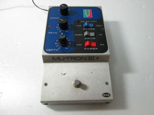 MU-TRON III Envelope Filter
