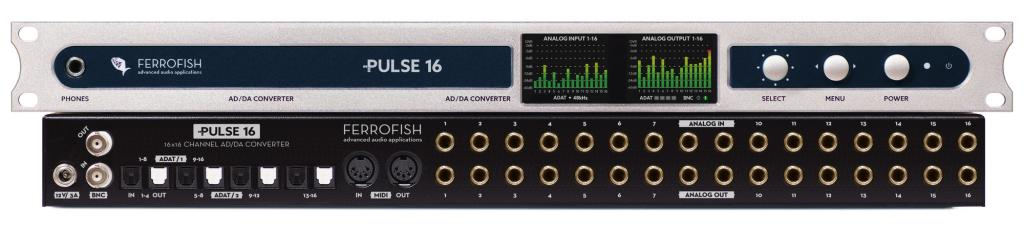 Ferrofish Pulse16
