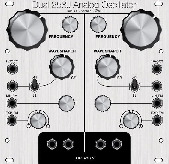 258j Dual Oscillator