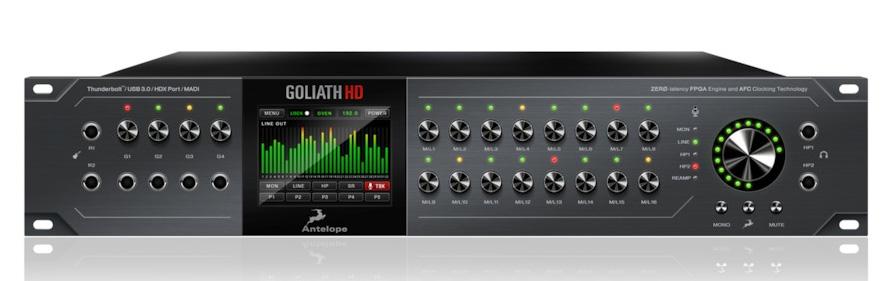 Goliath HD