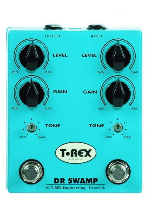 Dr. Swamp Twin Overdrive