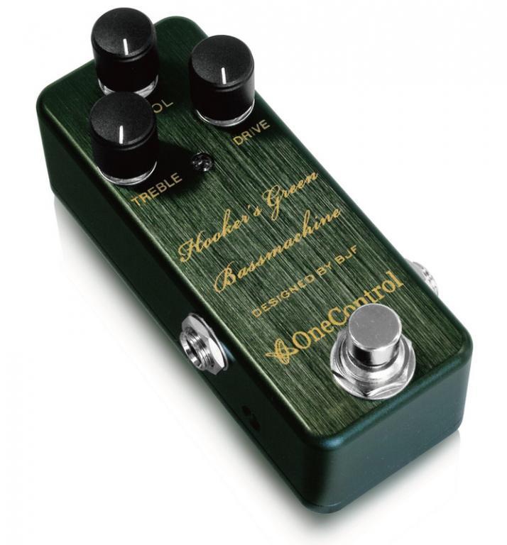 Hooker's Green Bass Machine