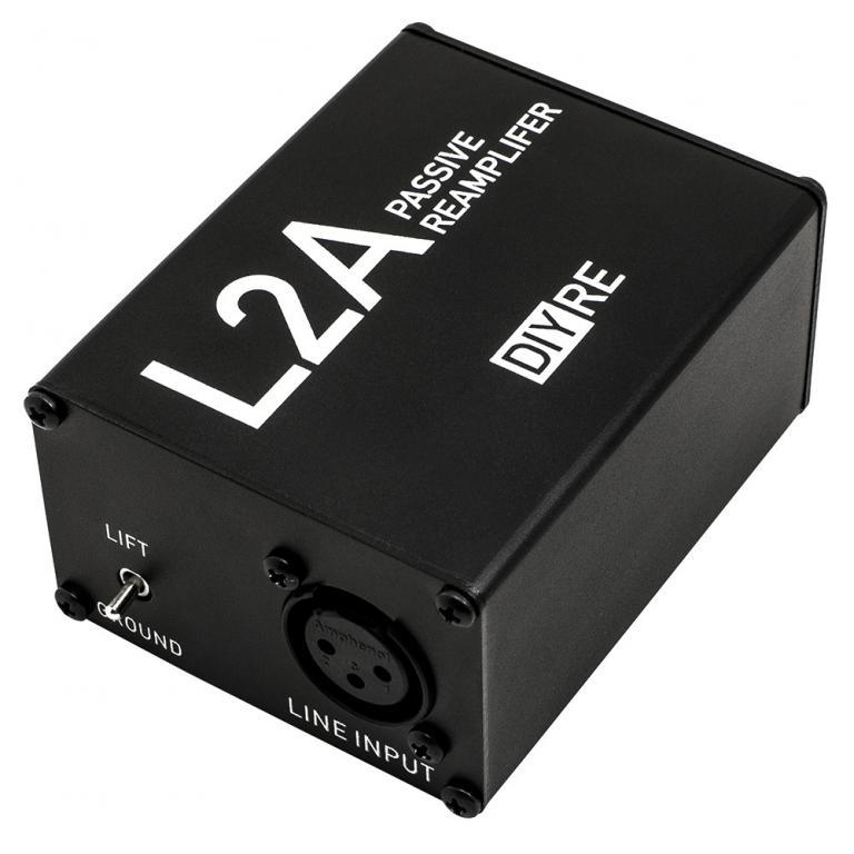 L2A Reamp Box