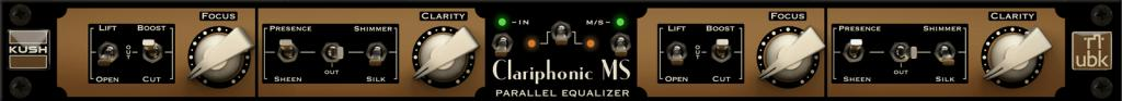 Kush Audio Clariphonic MS