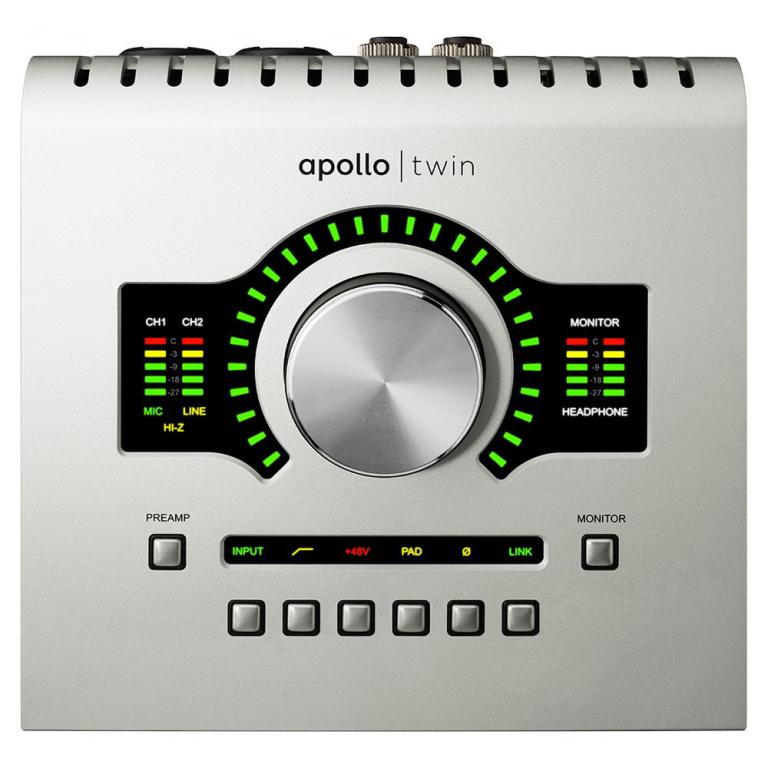 Apollo Twin DUO
