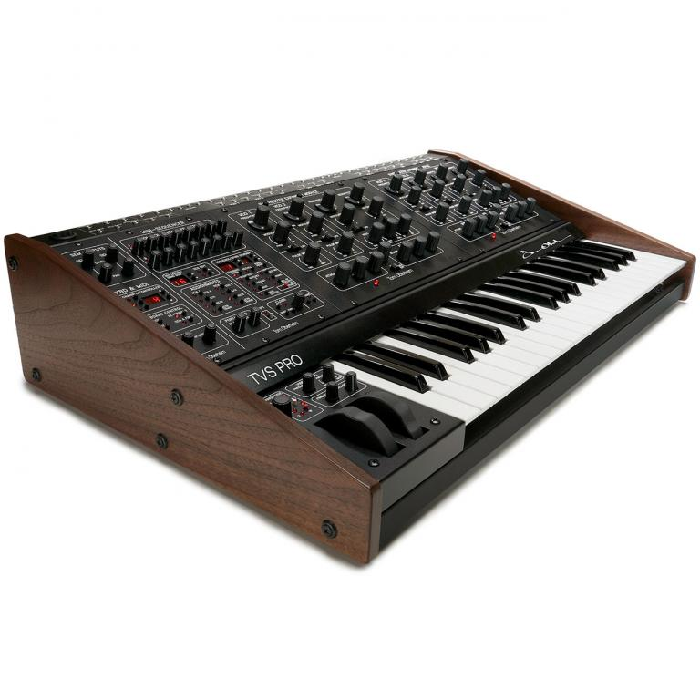 Two Voice Pro Synthesizer - Black