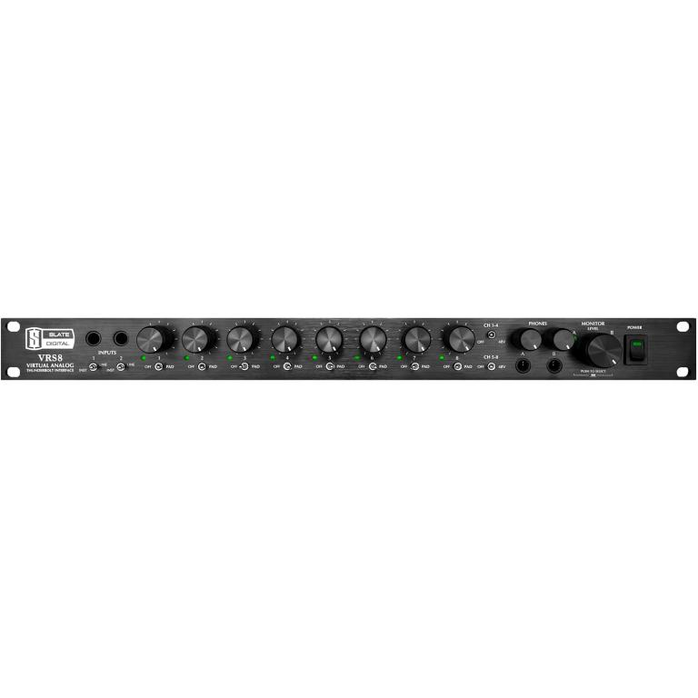 Slate Digital VRS8 Thunderbolt Interface - Now Available - Page 20