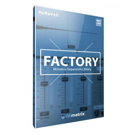 REmatrix Factory IR Library