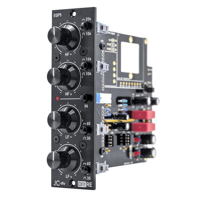 DIY Recording Equipment EQP5
