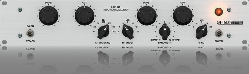 Klark Teknik EQP-KT
