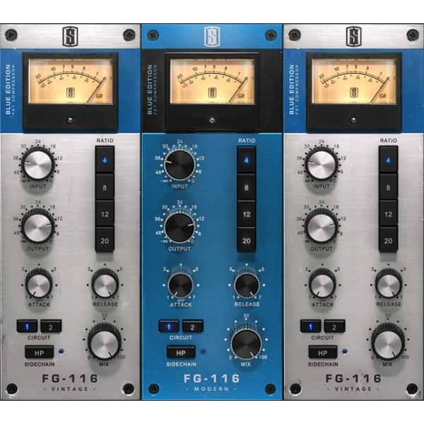 FG-116 Blue Series FET Compressors