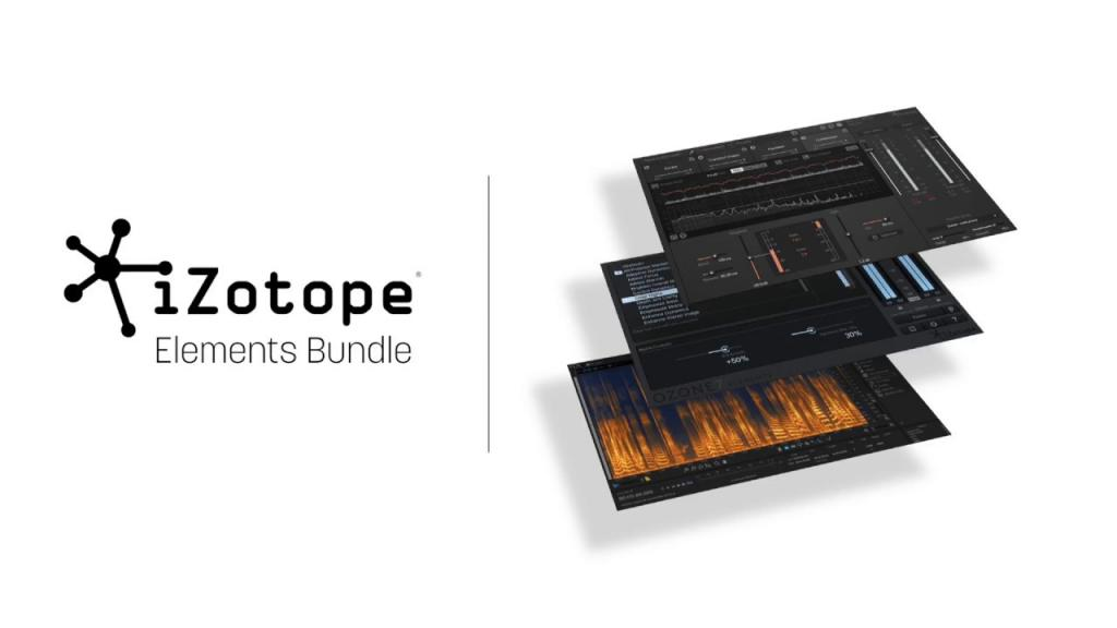 iZotope elements bundle
