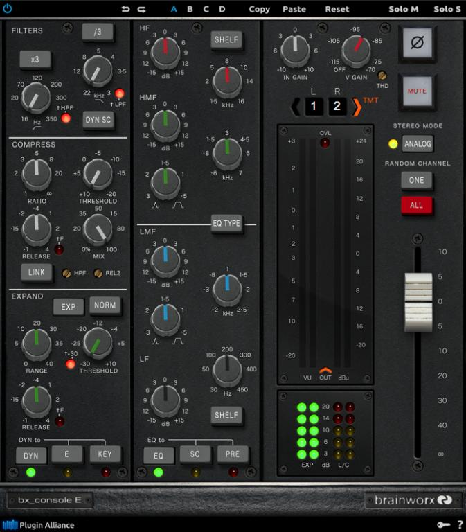 Plugin Alliance Brainworx bx_console E
