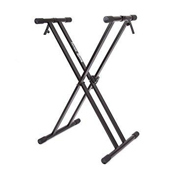 Rockjam XFinity Double-X Keyboard Stand