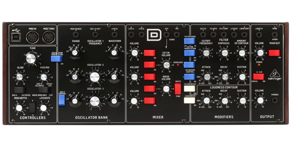New Behringer Synth Modules! - Gearslutz