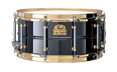 Pearl Drums Steve Ferone signature snare