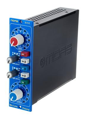 MIDAS Microphone Preamplifier 502
